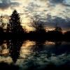 Saulėlydis nuo mano palangės - Sutema