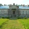 Dvaro rūmų fasadas