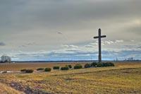 Dabitų kaimo kryžius