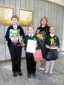 Lietuvos vaikai kuria pasakas