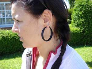 Akvilė ir jos auskarai