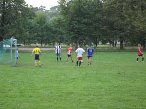 Gelgaudiškio futbolistai
