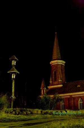 Gelgaudiškio bažnyčia
